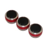 Ручки отопителя салона Ford Focus 2, 3 (красные)