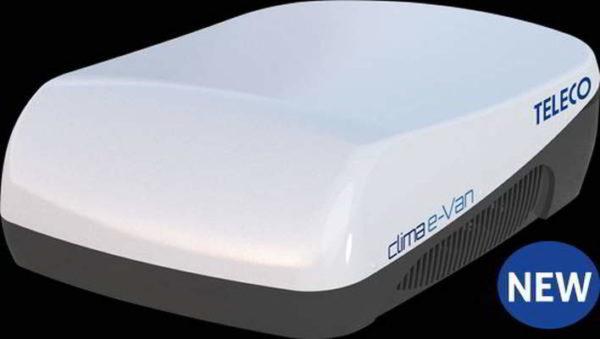 Telair CLIMA e-VAN 7400H (2020)