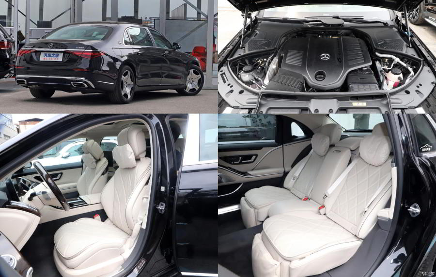 Седан Mercedes-Maybach