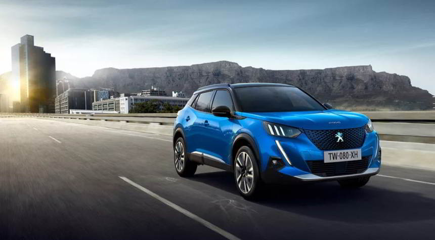 Автомобильный сектор ДВС: Peugeot B-Suv