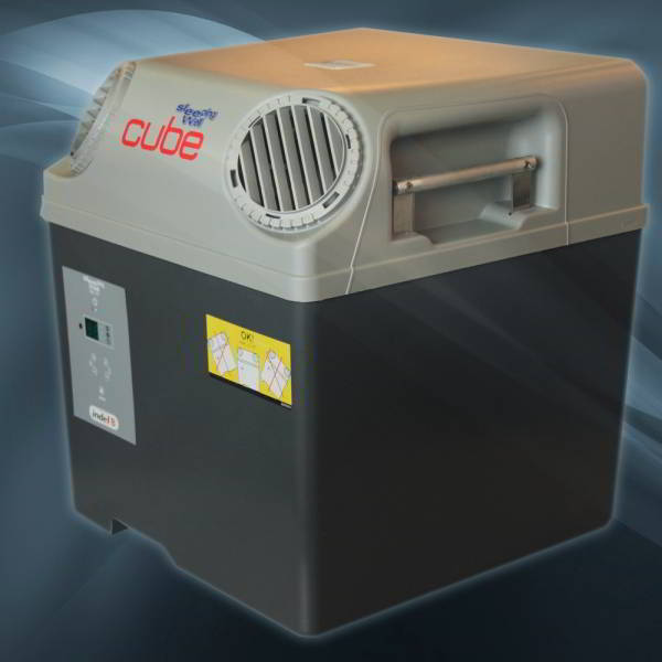 SW CUBE (24V) не устанавливается в люк и не требует сверления никаких отверстий