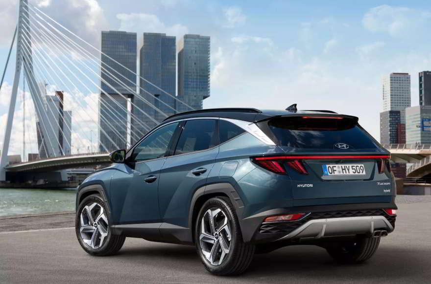 Новый Hyundai Tucson для Российского рынка