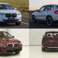 BMW X3 и iX3