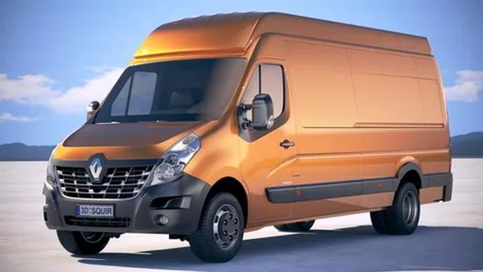 Renault Master 2018-2019