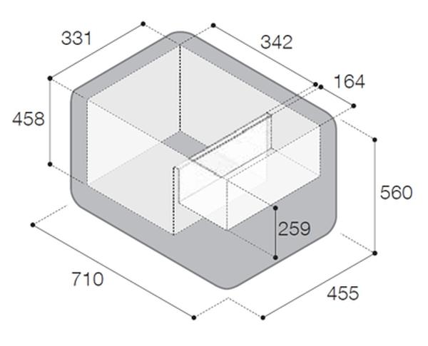 Технические характеристики VF65P
