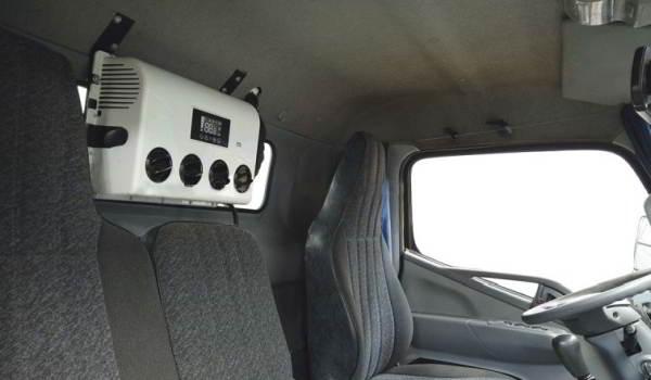 Кондиционер для кабины грузовика UC-5.1-24v