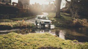 Классика от Range Roverr